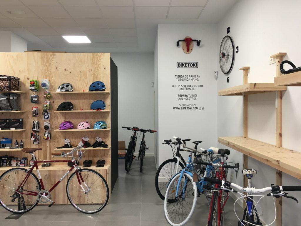 biketoki tienda de bicicletas en vitoria gasteiz