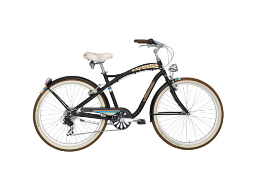 CRUISER ALU BLACK